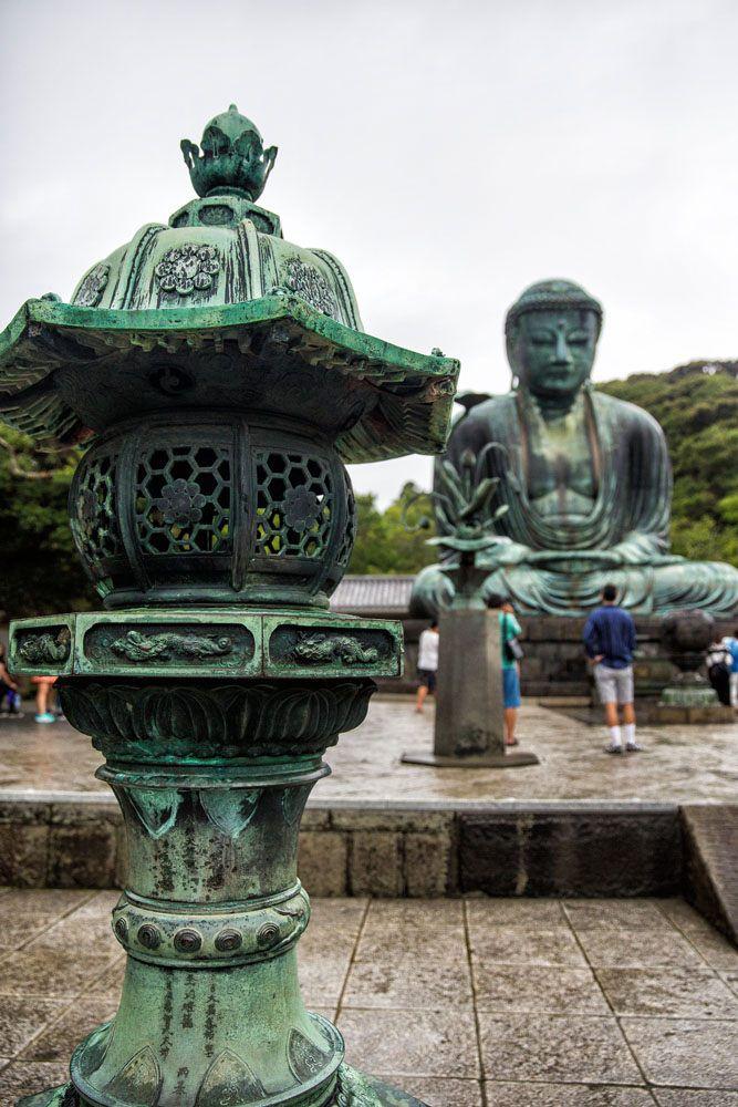 Photographing Kamakura