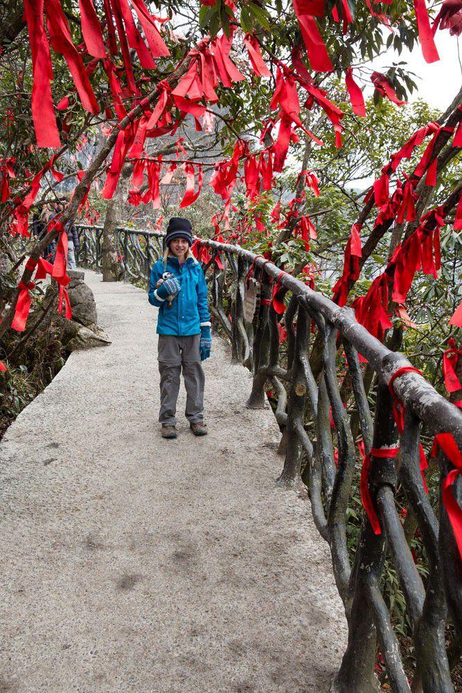Red Ribbons Tianmen