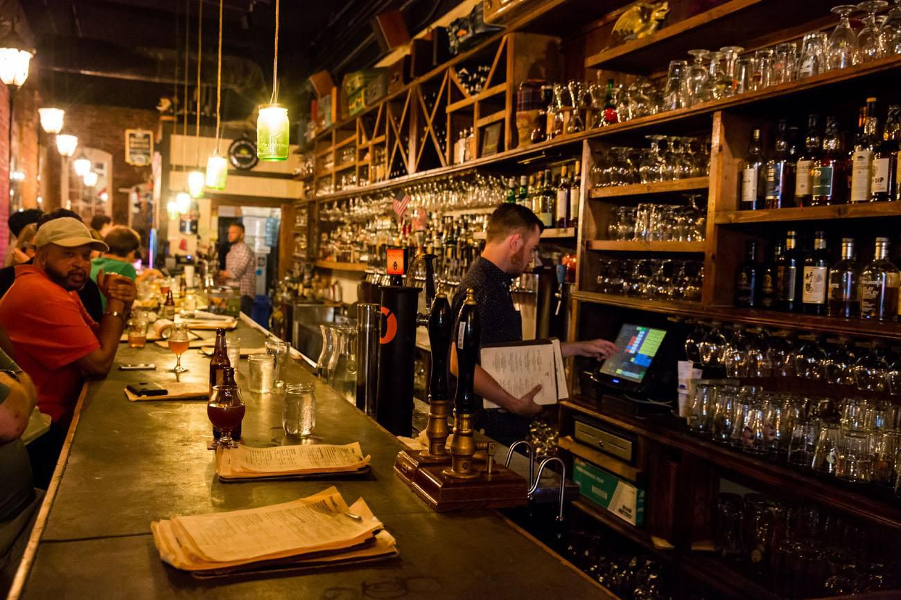 The Porter Bar