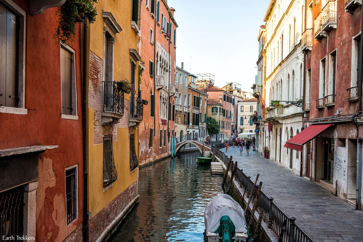 Venice Canal View
