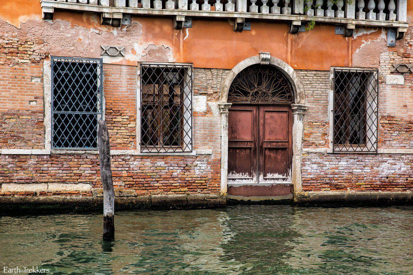 Venice is Sinking