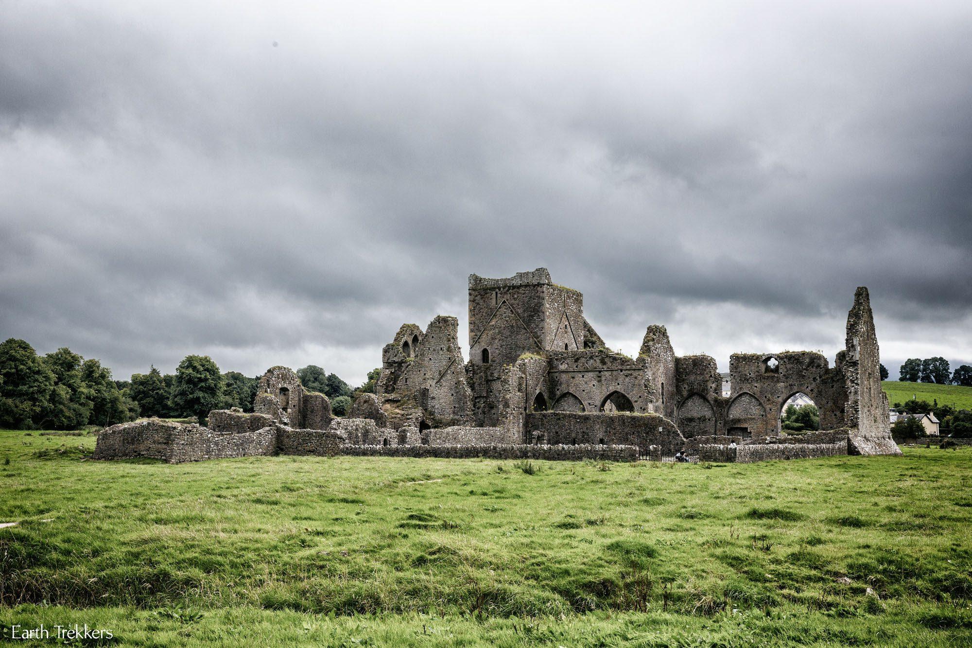 Ancient Hore Abbey