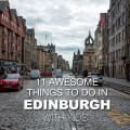 Best things to do in Edinburgh with Kids