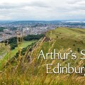 Climbing Arthur's Seat