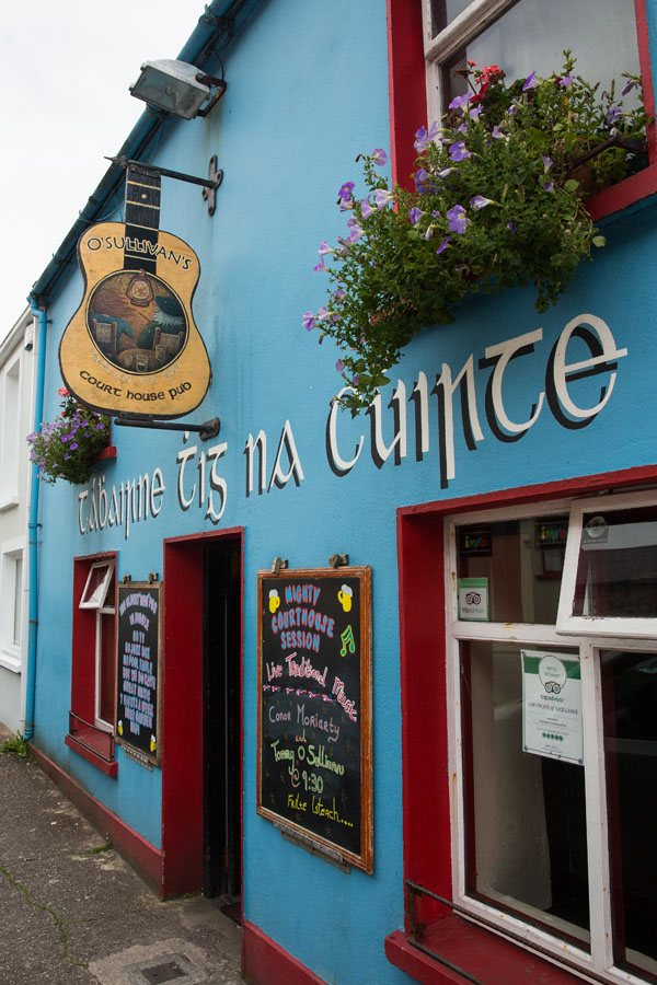 Dingle Pub Ireland
