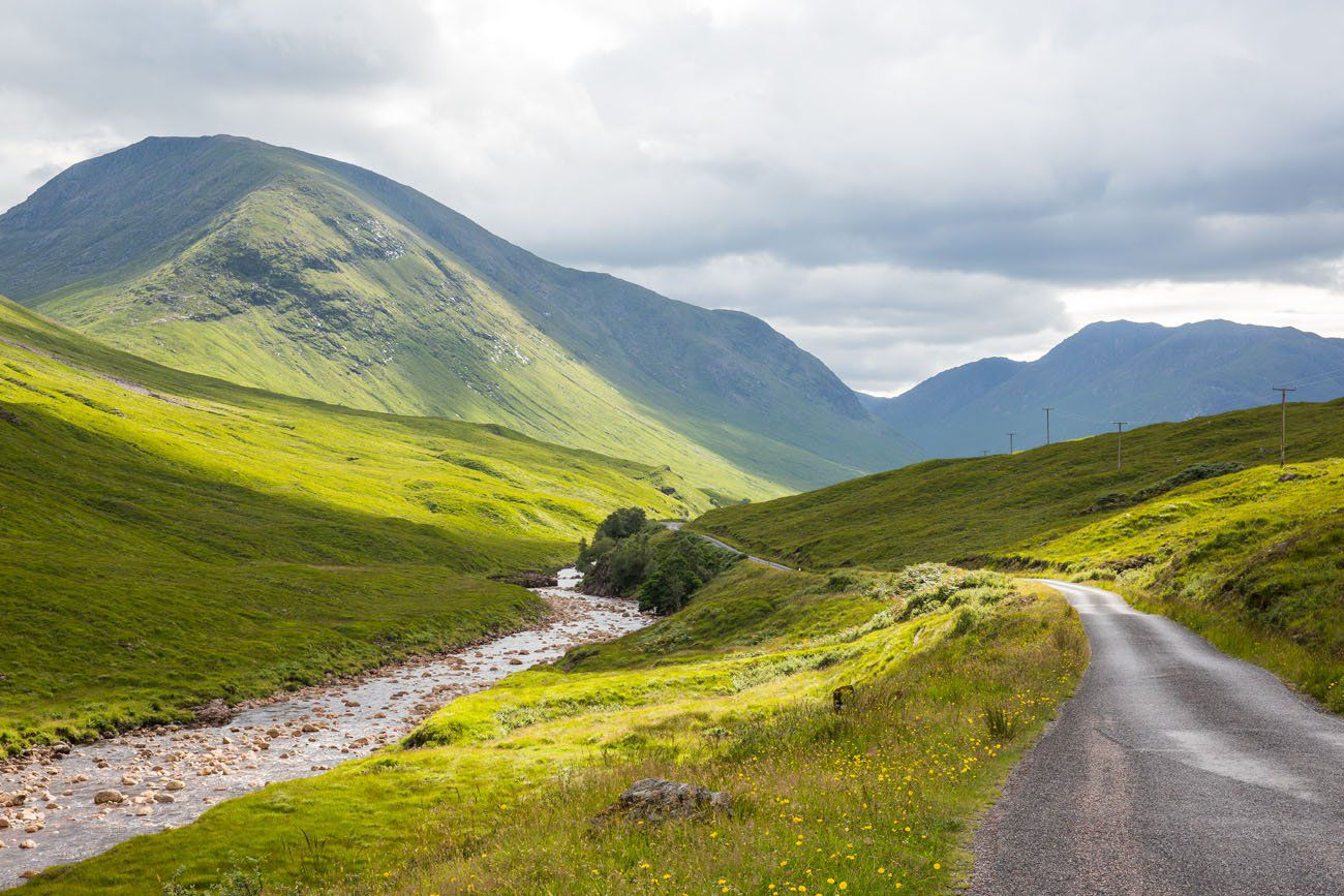 Driving in Scotland