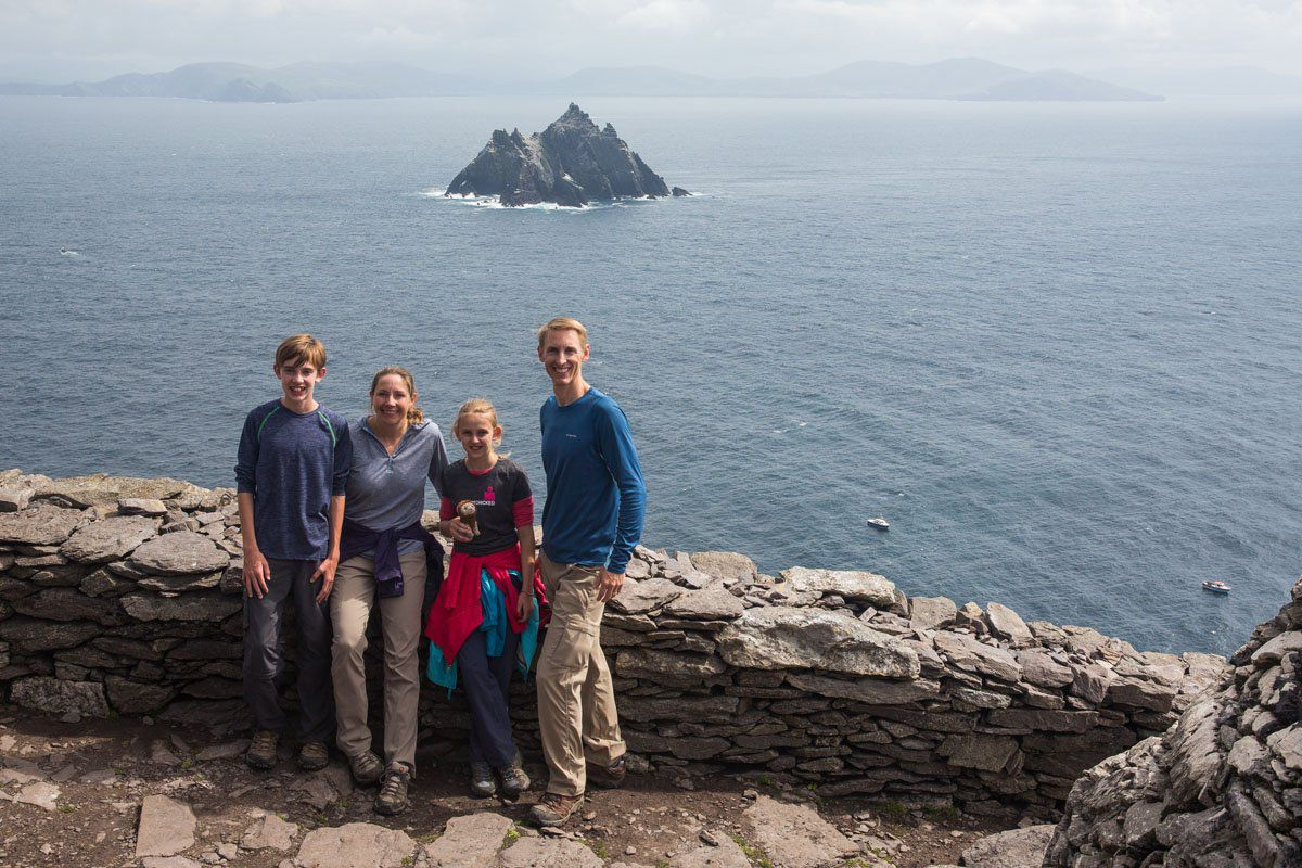 Earth Trekkers Skellig Michael