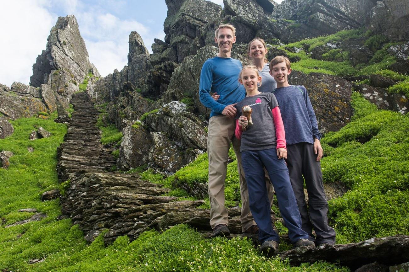 Earth Trekkers family