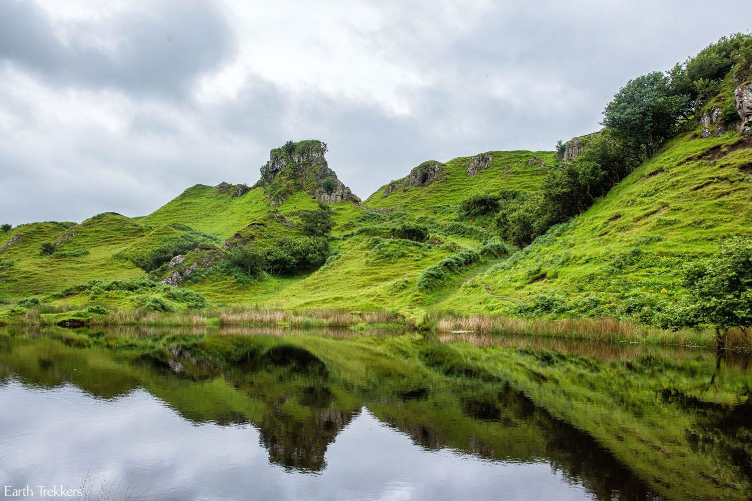 Fairy Glen Isle of Skye
