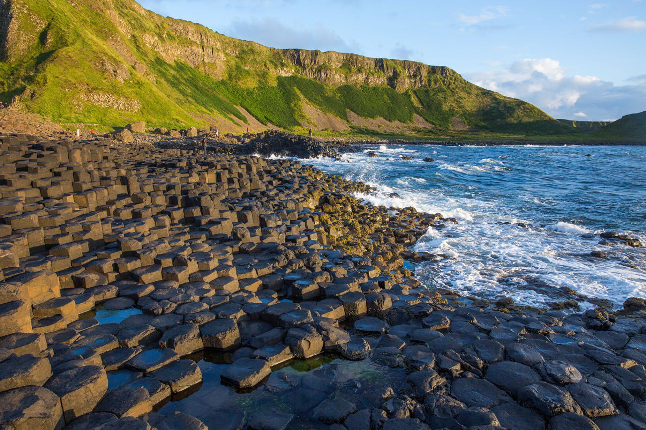 Giants Causeway August
