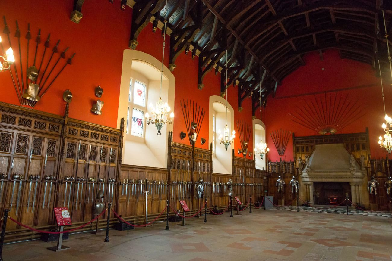 Great Hall Edinburgh Castle