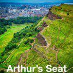 Guide to Hiking Arthur's Seat Edinburgh Scotland