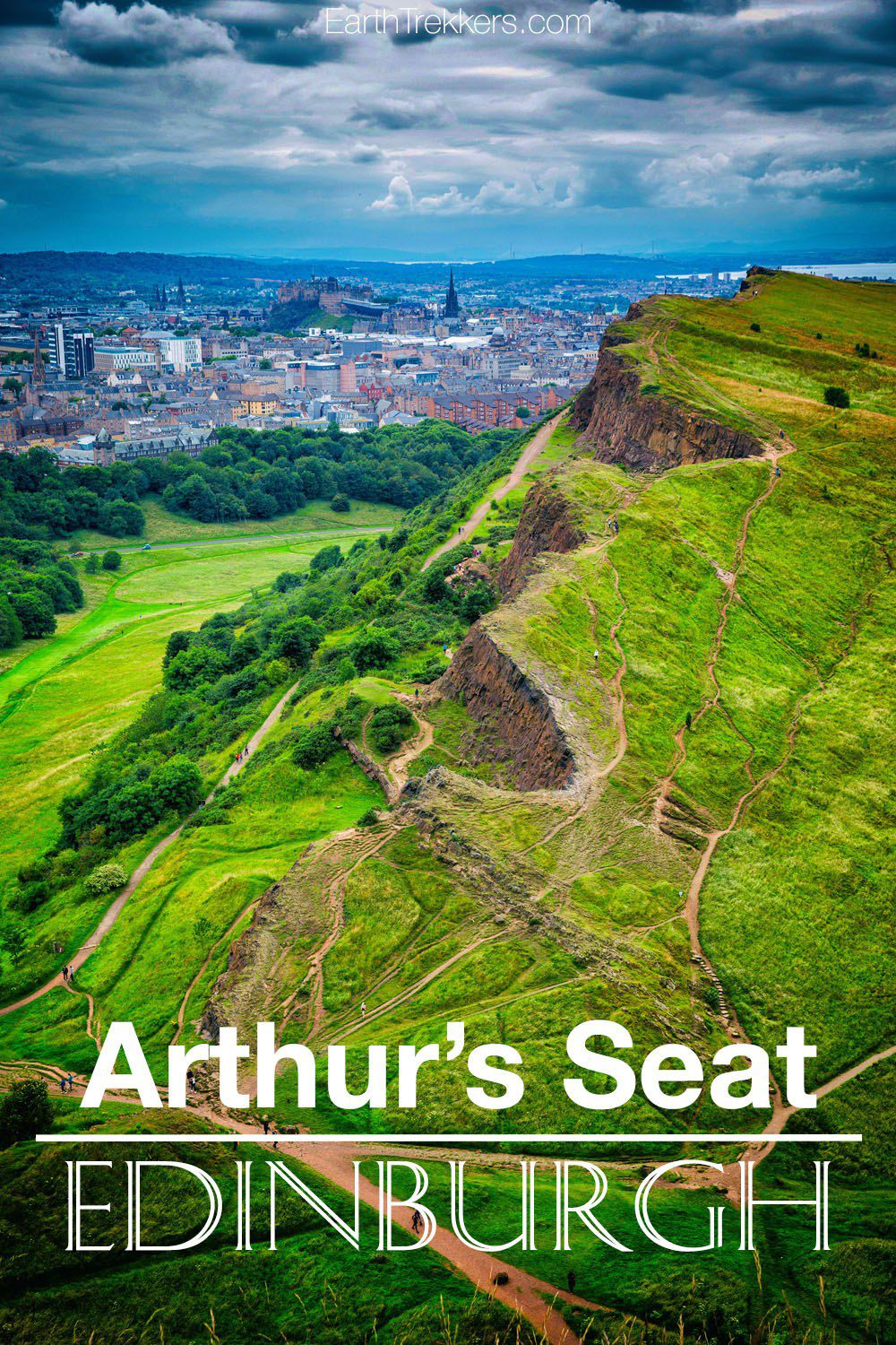 Fine Arthurs Seat Climb An Extinct Volcano In Edinburgh Earth Gmtry Best Dining Table And Chair Ideas Images Gmtryco