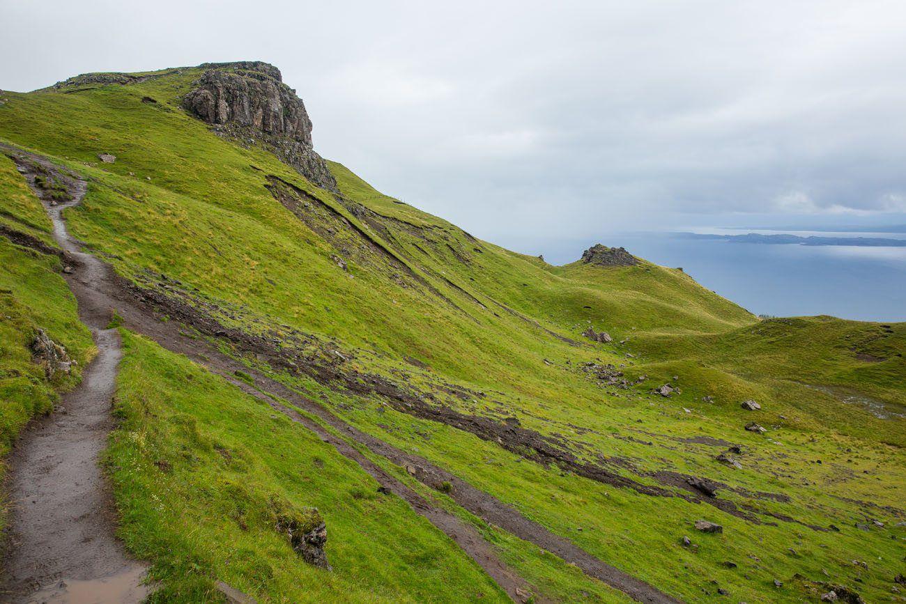 Hiking in Isle of Skye