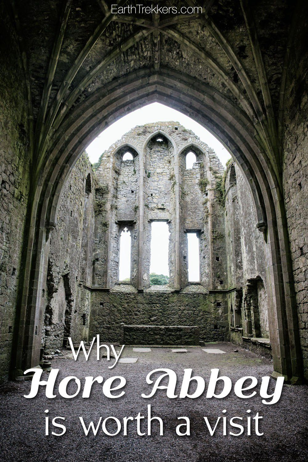 Hore Abbey Ireland Drone Video and Photo Tour