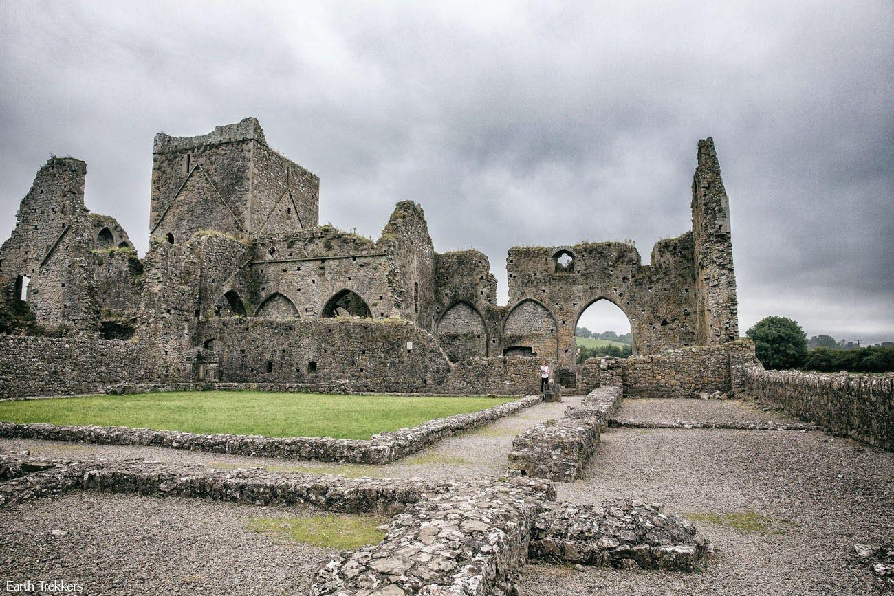 Hore Abbey Ireland Photos