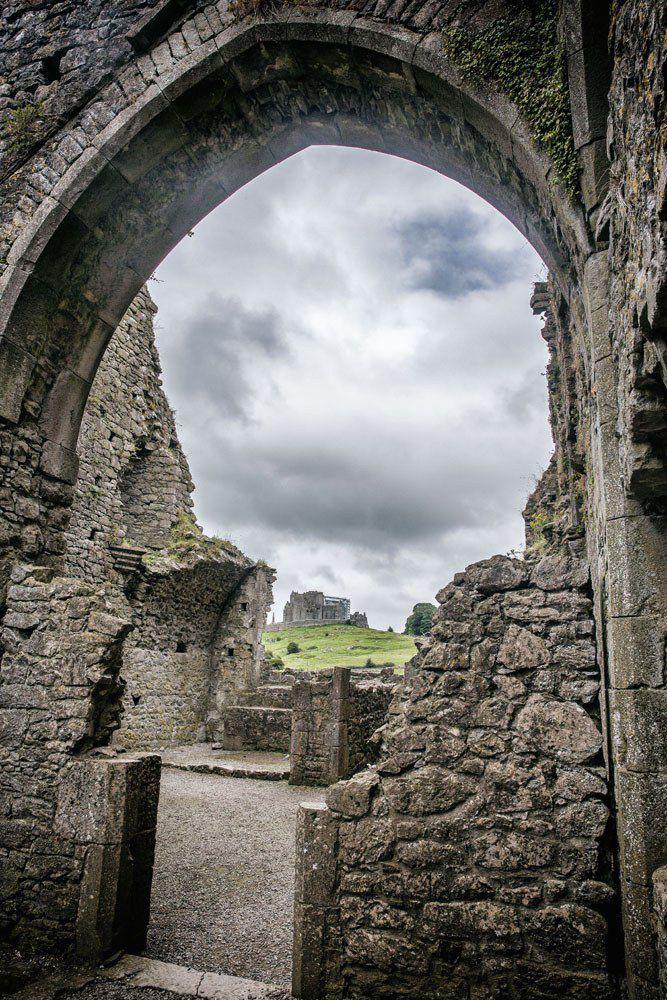 Hore Abbey Rock of Cashel