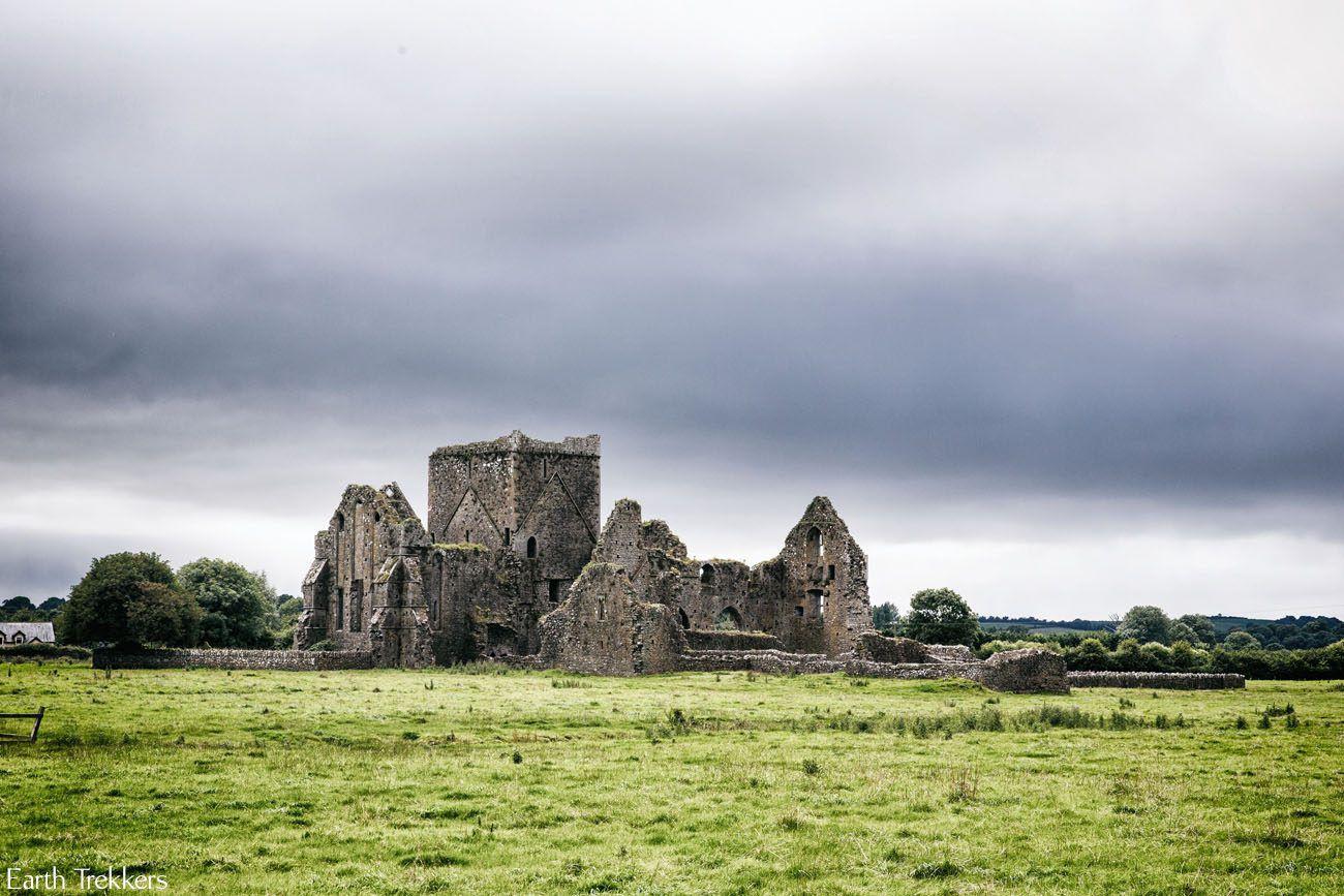 Hore Abbey in Ireland