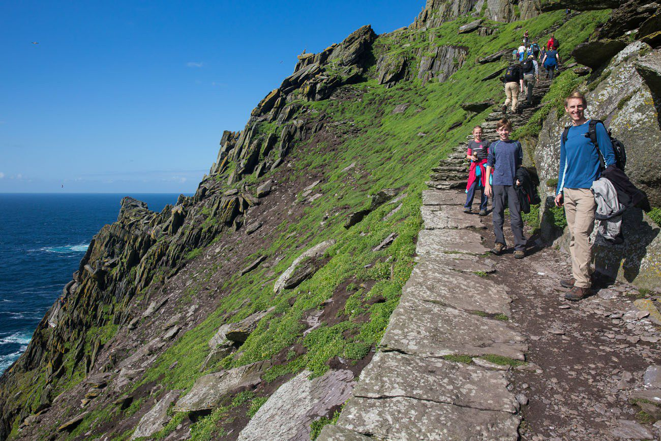 How to Visit Skellig Michael