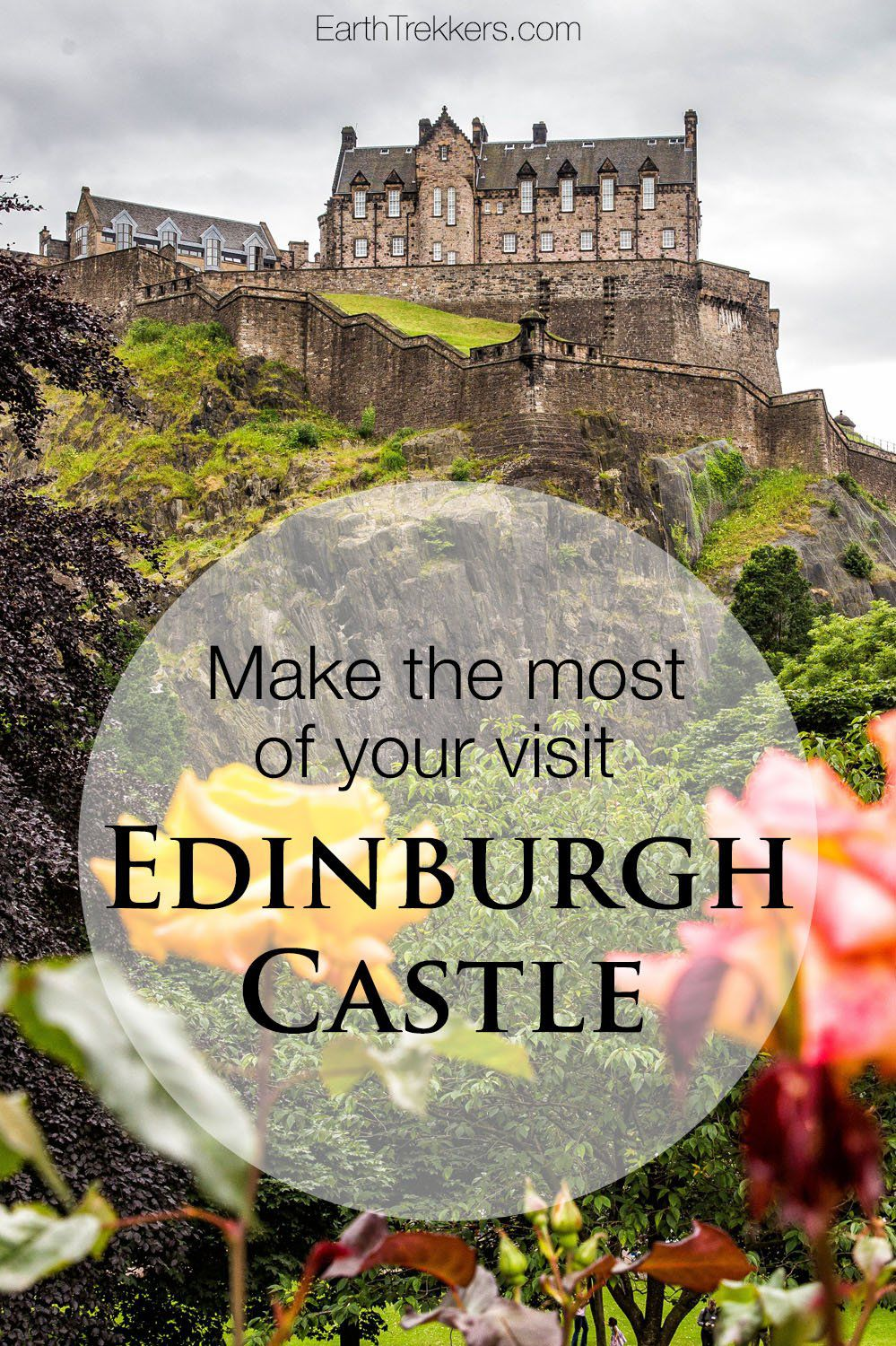 How to have the best experience at Edinburgh Castle