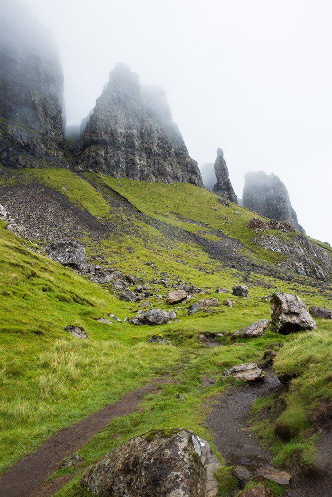 Isle of Skye Quiraing