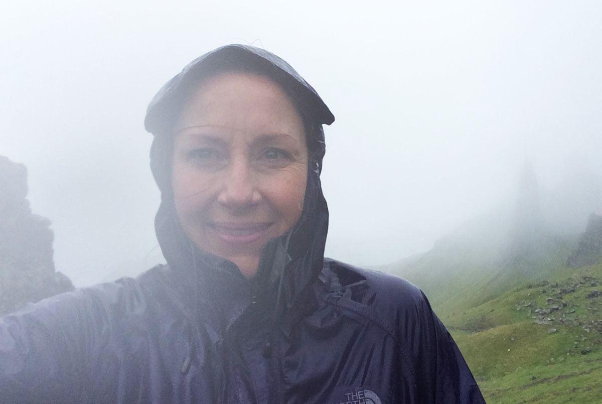 Julie in the Rain