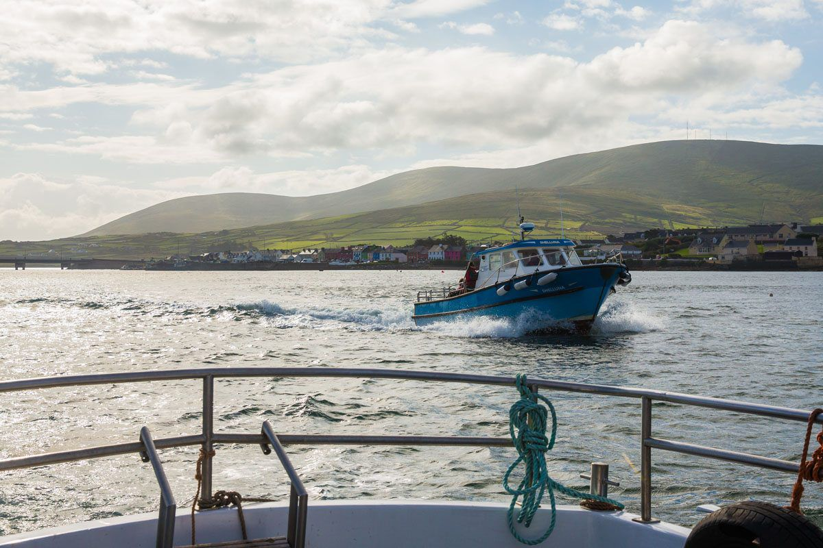 Leaving Portmagee