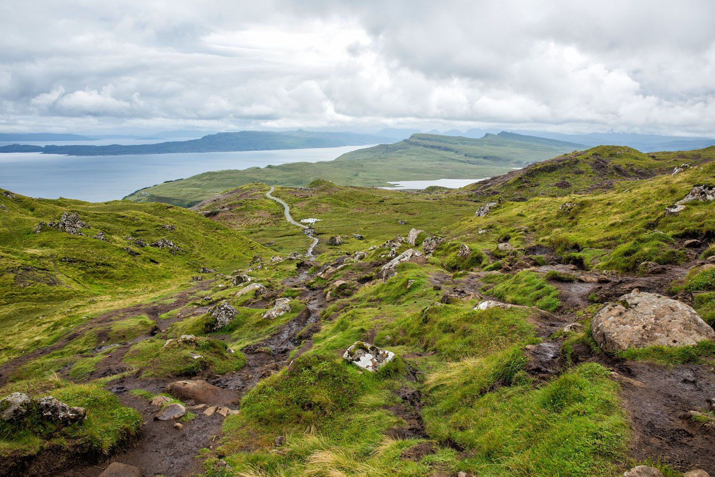 Old Man of Storr Hiking Trail