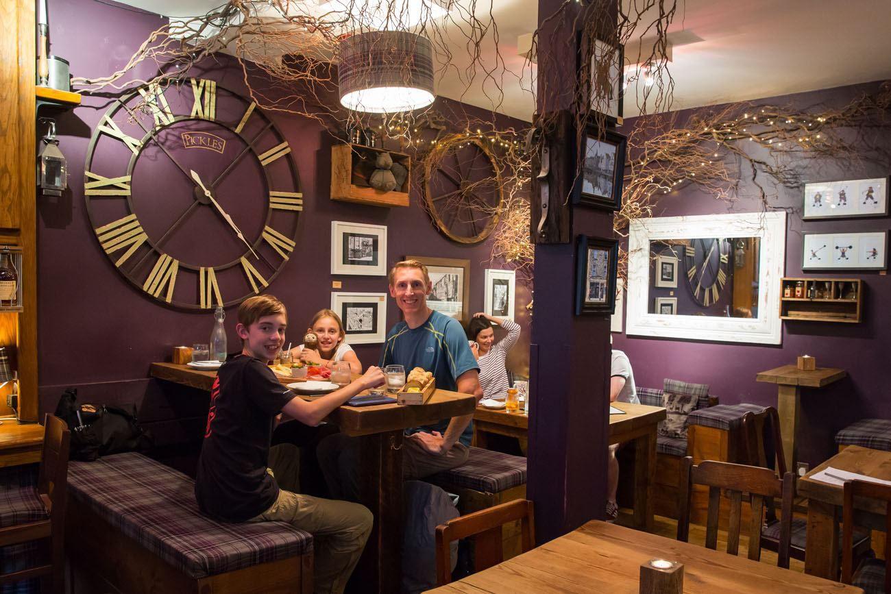 Pickles Pub Edinburgh