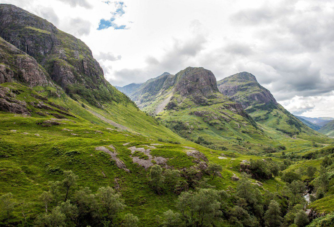 Postcards from Glencoe