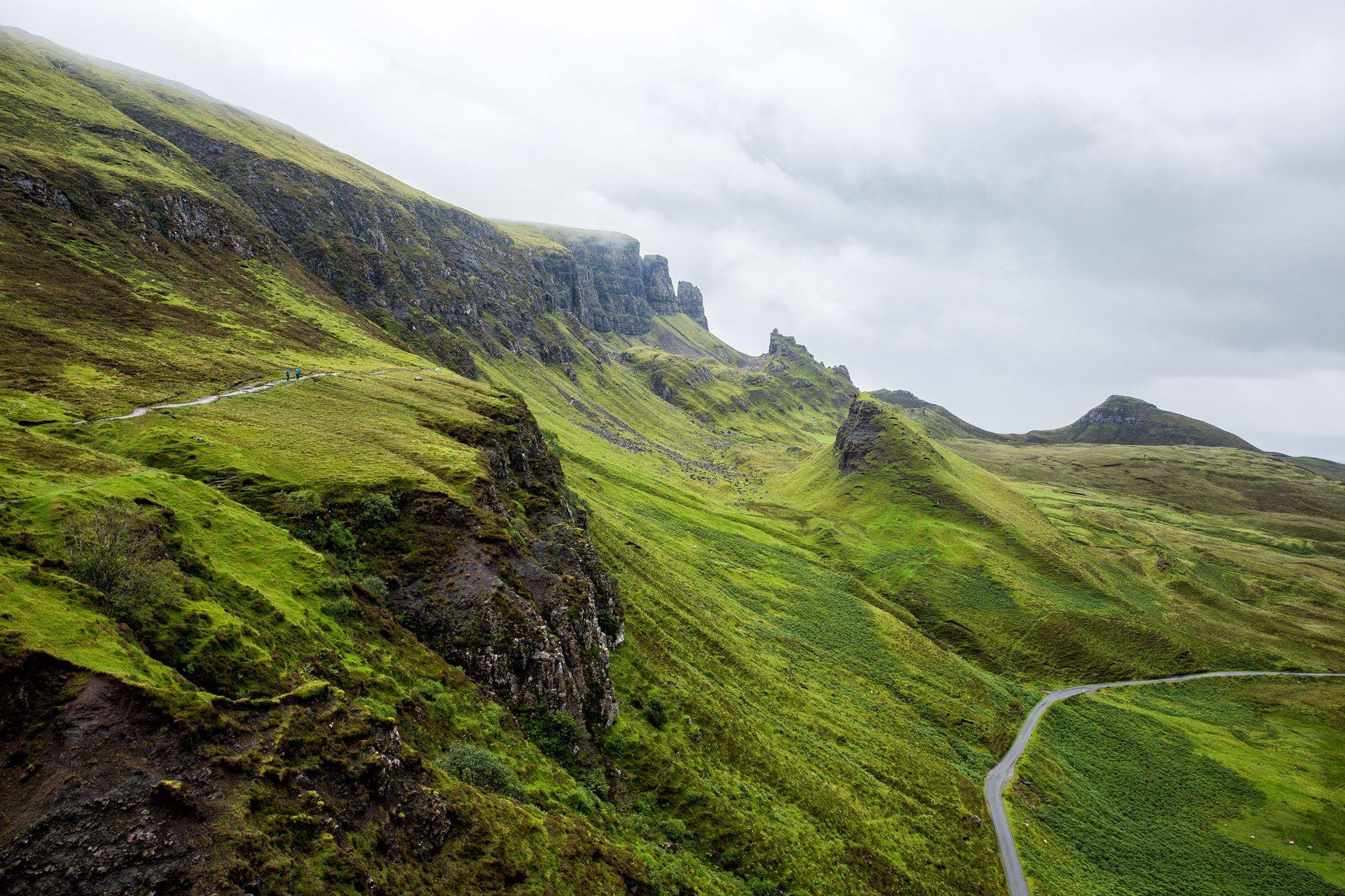 Quiraing Isle of Skye