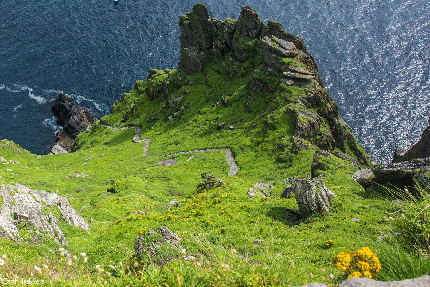 Skellig Michael Star Wars