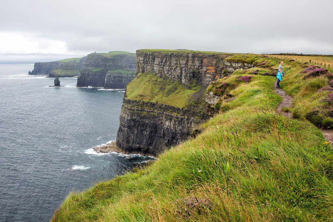 Cliffs of Moher Coastal Walk