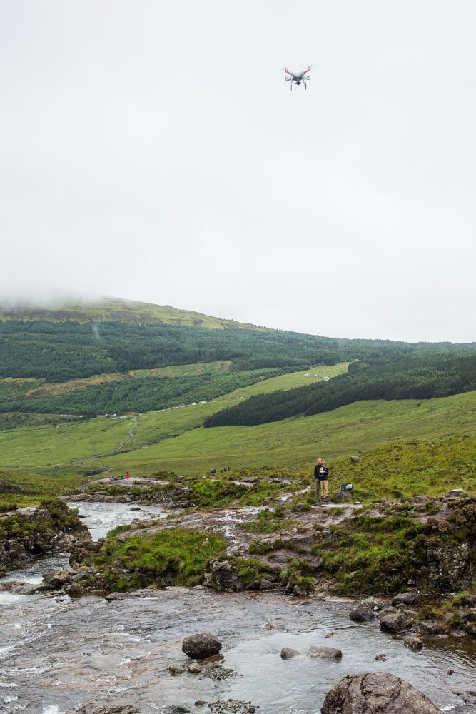 Drone Scotland Isle of Skye