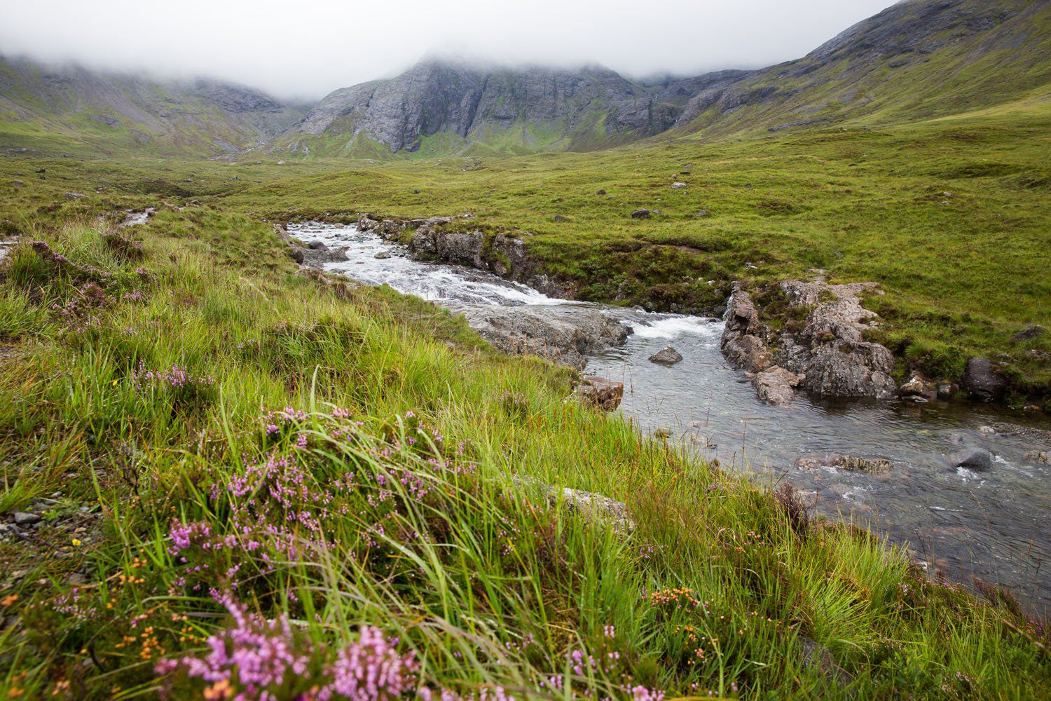 Fairy Pools View