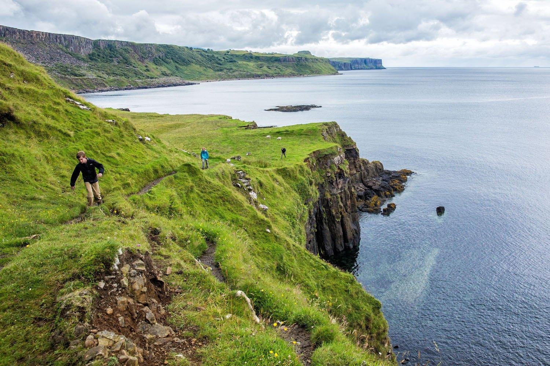 Hiking Isle of Skye