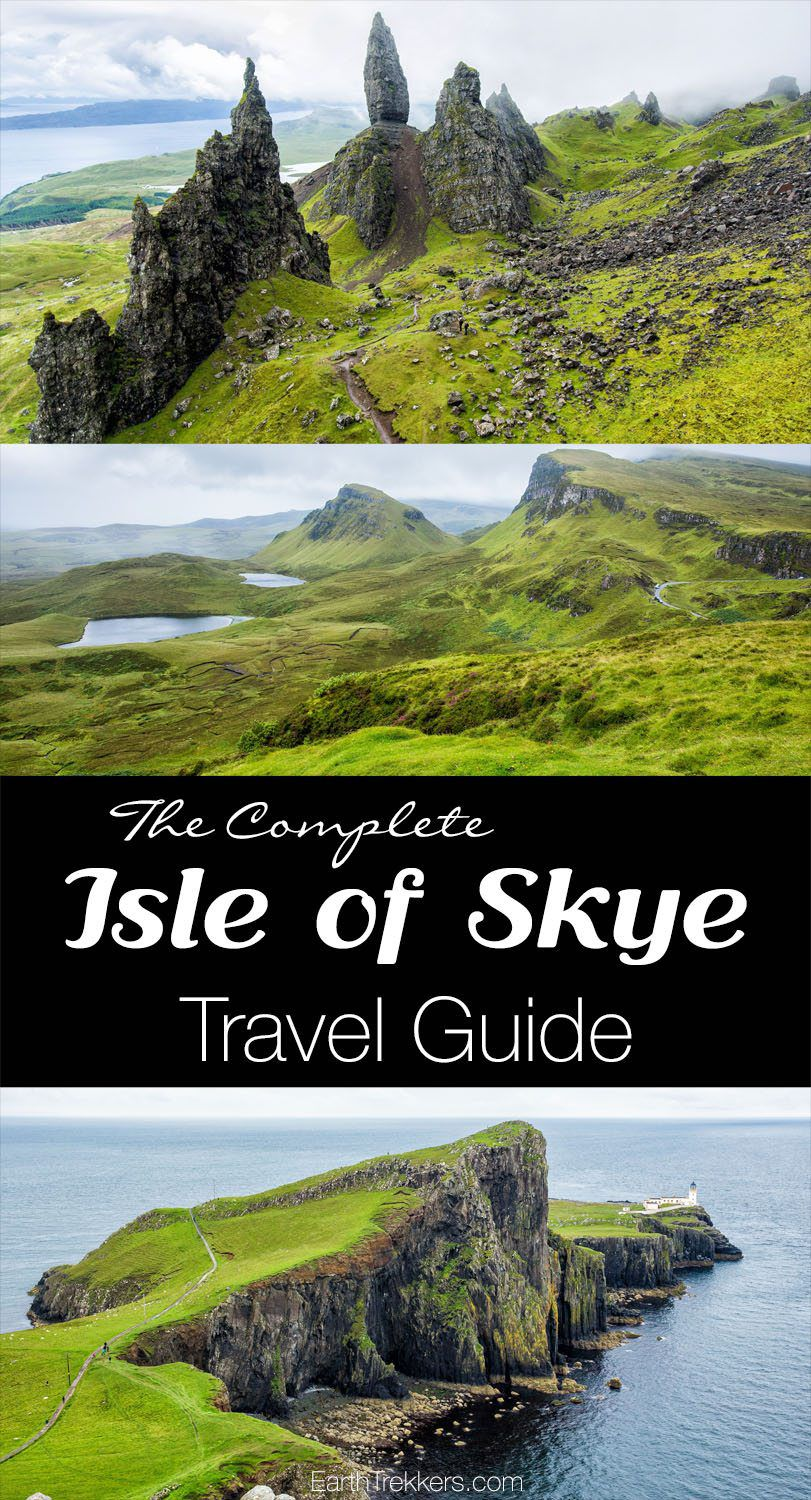Isle of Skye Travel Guide