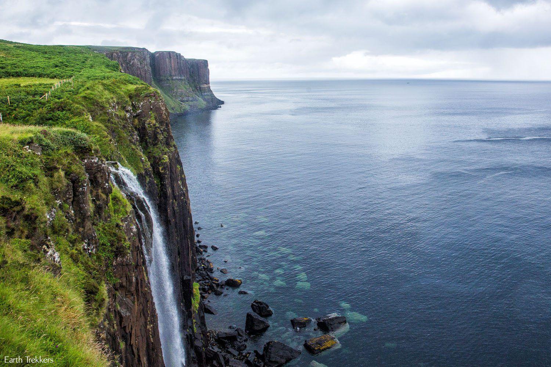 Mealt Falls Isle of Skye Itinerary
