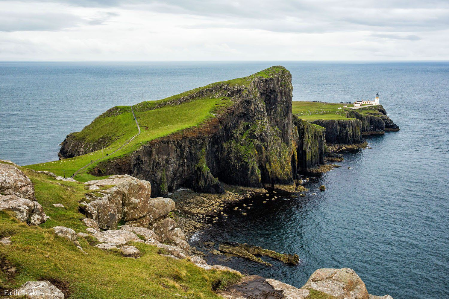 Isle of Skye Itinerary Neist Point