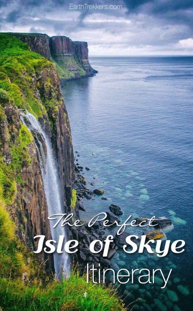 Plan the perfect Isle of Skye itinerary