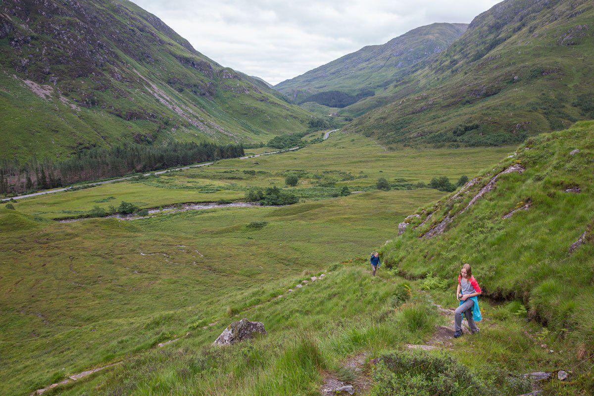 Saddle Hike with Kids