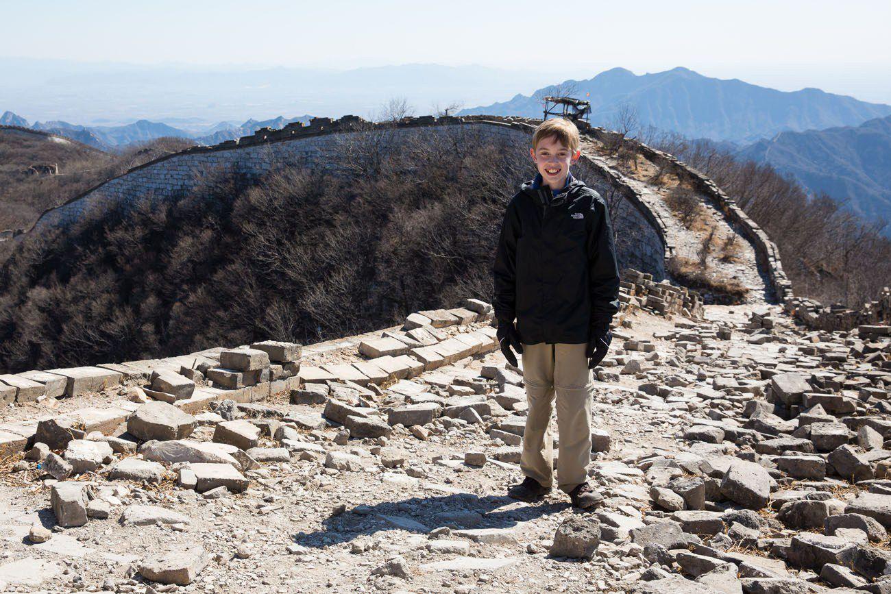Tyler Rivenbark China