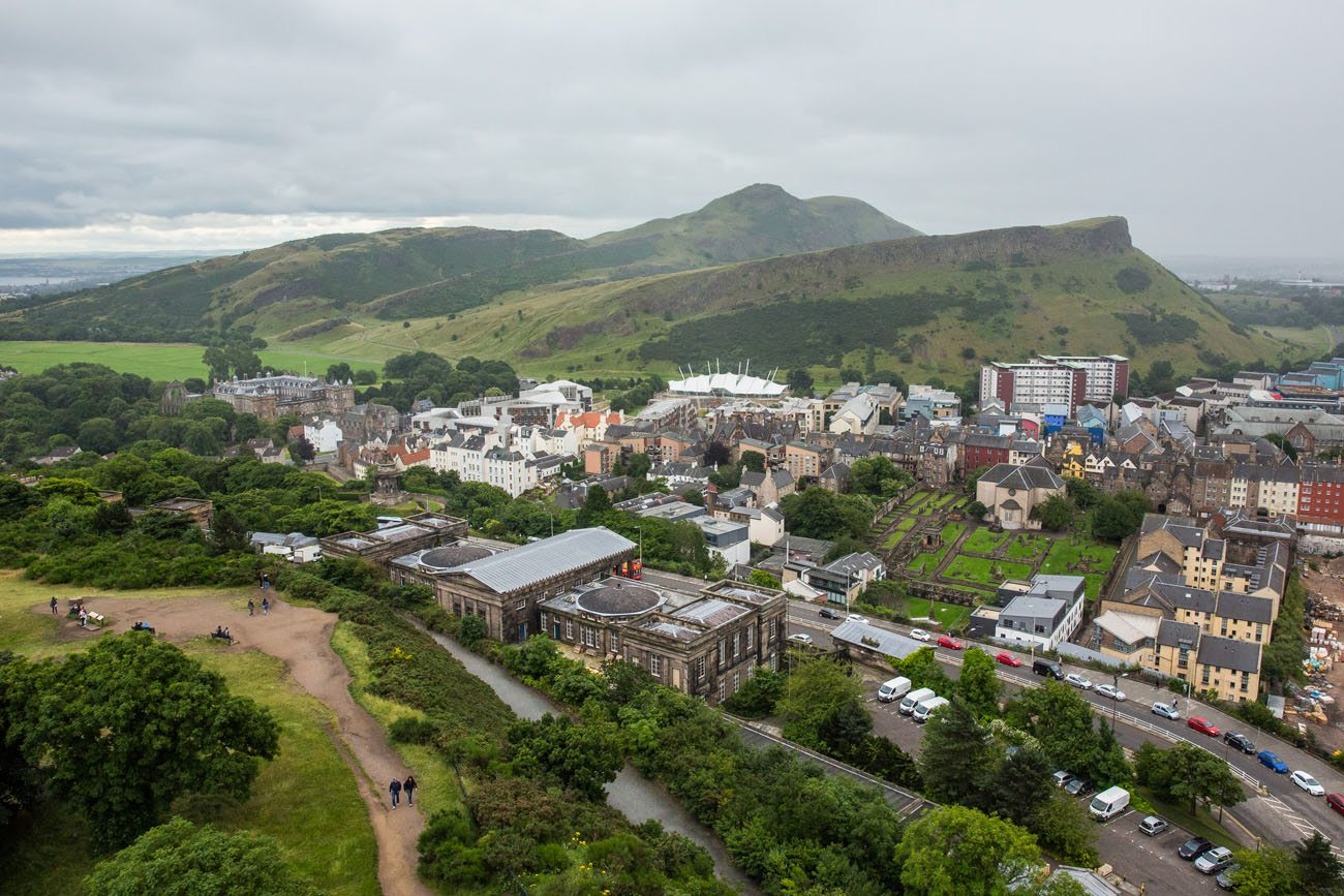 Arthurs Seat Edinburgh