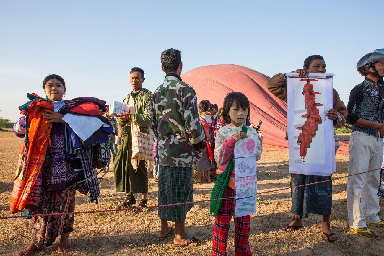 Bagan kids