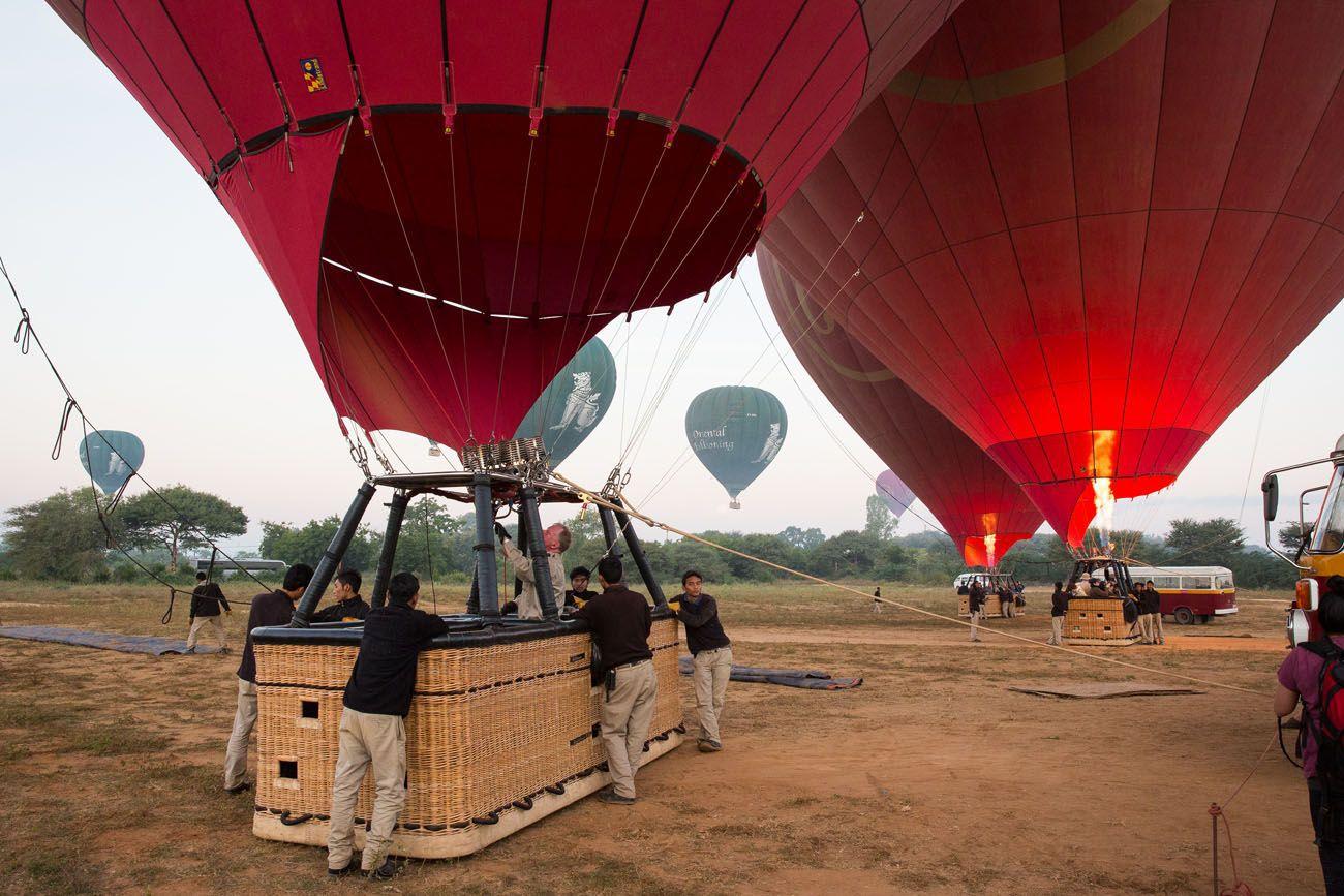 Balloons Myanmar