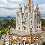 Best things to do in Barcelona Spain