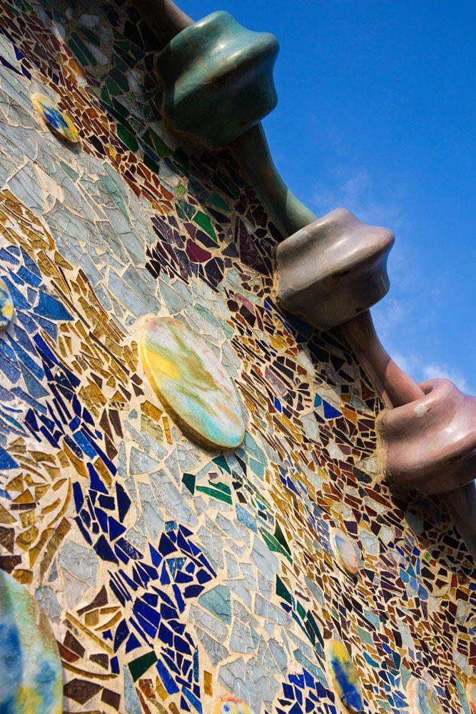 Casa Batllo roof
