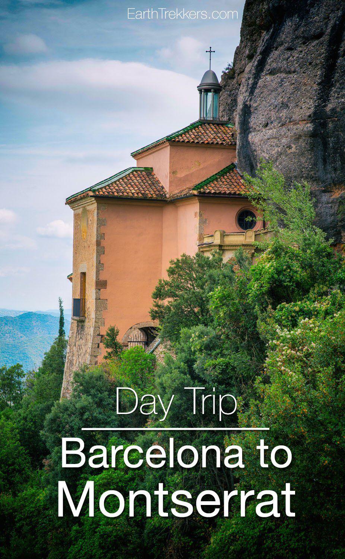 Day Trip Barcelona to Montserrat Spain