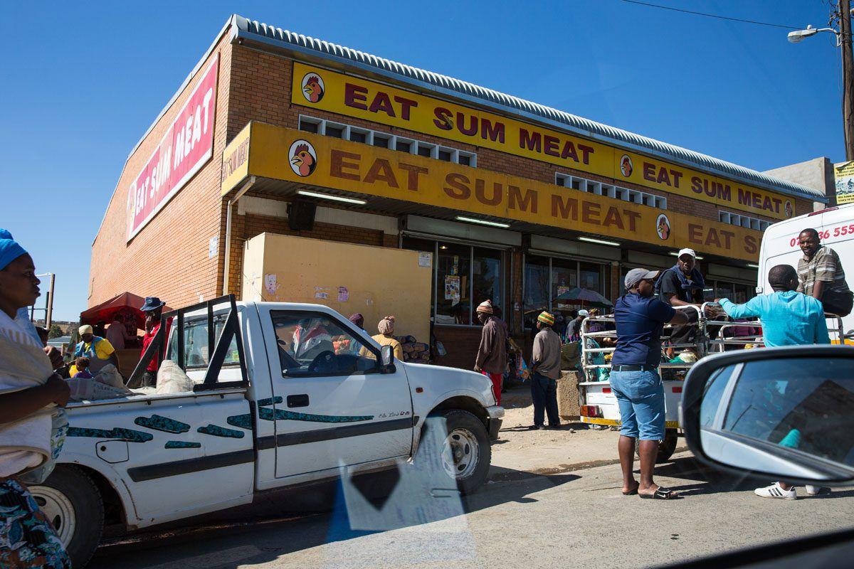 Eat sum meat