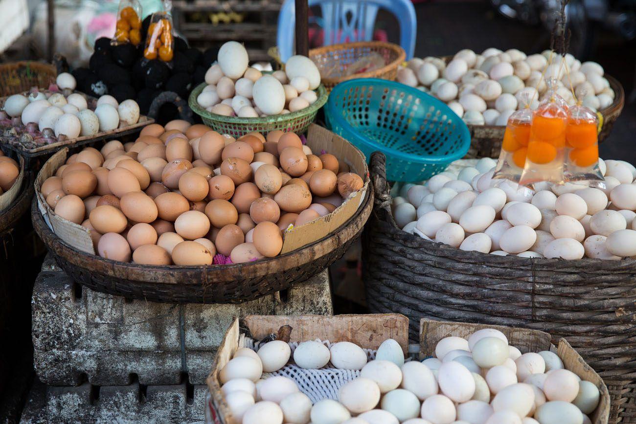 Eggs Cambodia